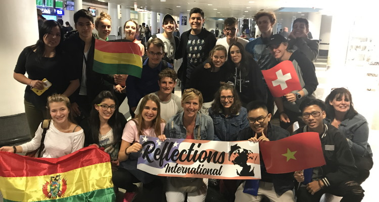 Reflections International | International High School Youth Exchange | Wisconsin | Students